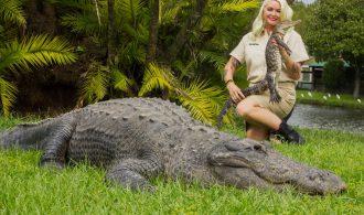 Savannah Swamp Girl Is New Animal Education Ambassador At Gatorland