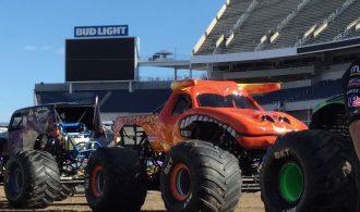 Monster Truck Science